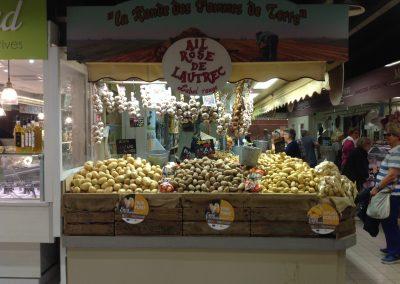 La ronde des pommes de terre
