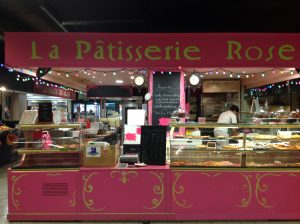 la patisserie rose