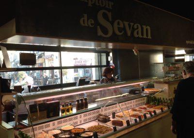 comptoir de Sevan