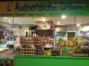 spécialités créoles