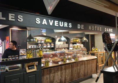les saveurs de Notre Dame