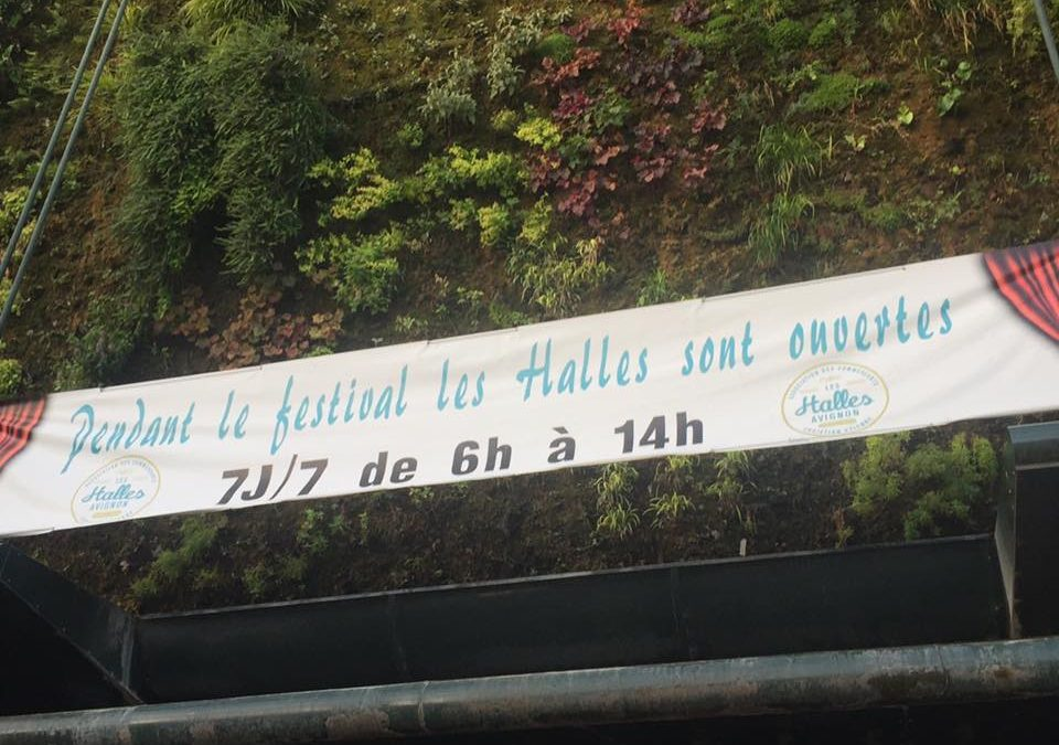 Le festival d'Avignon 2017