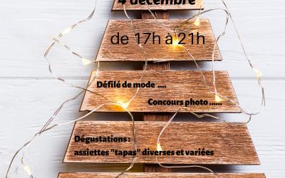 Noël dans les Halles d'Avignon